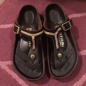 Tatami sandal by Birkenstock